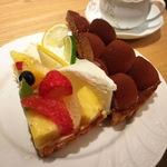 ケーキが自慢♡銀座のカフェ9選