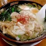 新宿東口エリアのラーメン☆ショッピングの合間に立ち寄りたい10店