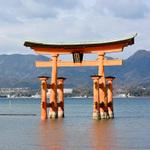 広島県へ平成29年の初詣