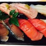 築地寿司ランチ☆獲れたて新鮮素材が味わえる人気10店