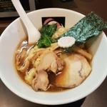 東京左下の方ワンタン麺ツアー