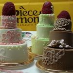 横浜で見つけた『インスタジェニック』なケーキ