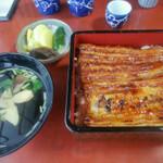 [えがりん推薦]川越のうなぎ食べ比べ!