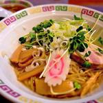 東京近郊で食べられる旨い汁なし麺(その1:武蔵野油そば編)