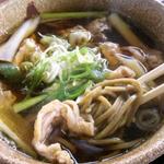 親鳥使用の「かしわ蕎麦」3選 in北海道