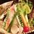 海華月 - 料理写真:三浦野菜と季節野菜のスティックといろんなお味噌