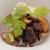 ボーデリアハヤカワ - 料理写真:ゴルゴンゾーラ&ナッツのはちみつ漬け添え