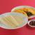 金春本館2号店 - 料理写真:玉子と野菜のクレープ包み 1380円
