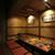 炙屋 十兵衛 - 内観写真:1番人気の金庫室、8~10名様でご利用下さい