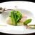 クレメンティア - 料理写真:近江野菜の温製、七本槍の酒粕のソース
