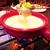 グラード - 料理写真:グラードオリジナルのチーズフォンデュ。(冬季限定)