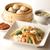 南翔饅頭店 - 料理写真:【ランチセット】 海鮮焼きそばと小籠包セット 2,041円