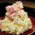 ぬる燗 佐藤 - 料理写真:たらば蟹とゆで卵のサラダ