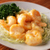 山東厨房 - 料理写真:プリプリの食感がおいしい『芝エビのマヨネーズ和え』