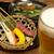 楽天庵 - 料理写真:おつまみセットは会社帰りのサク飲みにオススメ!