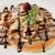 珈琲舎 - 料理写真:パンケーキ バナナ&チョコレートソース