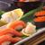 函太郎 - 料理写真:人気のサーモンも生、炙り、トロといろんなお好きな食べ方で。