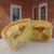 ジェリーズパイ - 料理写真:ピーチカスタード   刻んだ黄桃をカスタードの中に入れました