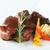 Pizzeria347 - 料理写真:肉か魚かメインを選べる『ランチプレート』