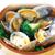 アンジュ - 料理写真:活き特大アサリの白ワインガーリック蒸し