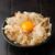 新橋シャモロック酒場 - 料理写真:極薄鰹節の月見オニオンスライス