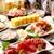 魚久 - 料理写真:刺身、焼き物、煮魚いろいろ!