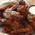 フーターズ - 料理写真:チキン・ウィング(デイトナ・ソース)