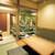豆助 - 内観写真:坪庭を眺める個室