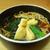 蕎麦切 宮下 - 料理写真:今年も春の訪れ近い「筍の温蕎麦」です。