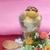 やずや 皆友亭 - 料理写真:黒ごまアイスの美味しさでリピーター続出 黒ごまアイスパフェ