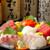 ○気 - 料理写真:刺身盛り。三浦半島長井港より新鮮直送!