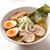 富山ブラック 麺家いろは - 料理写真:富山白エビ塩味玉らーめん