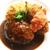 洋食 コノヨシ - 料理写真:グラタンコロッケ特製海老ソースとハンバーグ