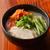 やきとり 六二六 - 料理写真:鶏だしの効いた冷麺!