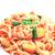 ランチ&バー 花菜 - 料理写真:カボチャと蒸し鶏のトマトソース