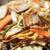 鶴橋風月 - 料理写真:「野菜たっぷり焼きそば」