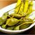 ソル セビージャ - 料理写真:スペイン産青とうがらしとケッパーの実のピクルス