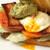E・A・T - 料理写真:ベーコン・レタス・トマト・アボガド・エッグ 美味しいです!
