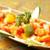ケララ - 料理写真:チキンチャーツマリネ★野菜、フルーツ、チキンをスパイスでマリネしたもの \650