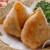 ケララ - 料理写真:サモサ★チキンまたは野菜を調味して小麦粉の皮で包み揚げたもの \500