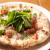 イ・ロッタ - 料理写真:『本日のおすすめ黒板』で一番人気・生ハムとルッコラのピッツァ