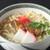 うりずんの風 - 料理写真:定番! ソーキそば