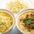 メゾン・ド・ユーロン - 料理写真:本日のお食事(坦々麺、もやしと黄ニラの焼そば