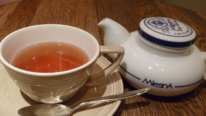 Kunitachi Tea House - 料理写真:当店自慢の紅茶