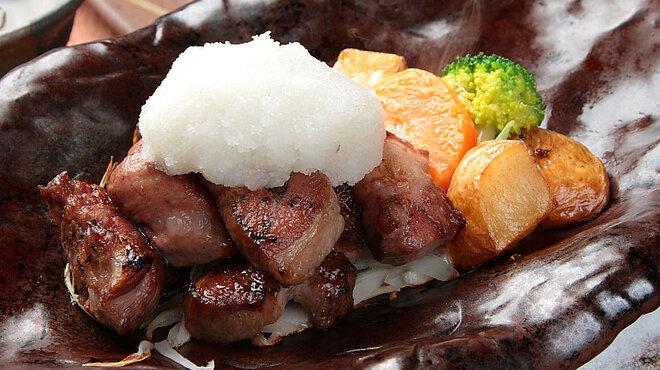 ともじろう - 料理写真:イベリコ豚ステーキ