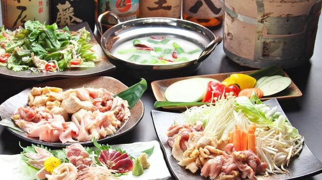 島吉 - 料理写真:自慢のコース料理