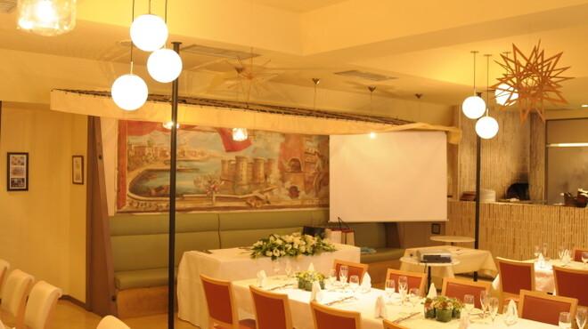 ラ・テンダ・ロッサ - 内観写真:レストランウェディングも好評です
