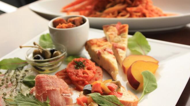 OUI - 料理写真:【OUIのこだわり】四季を感じるお料理をご堪能ください。