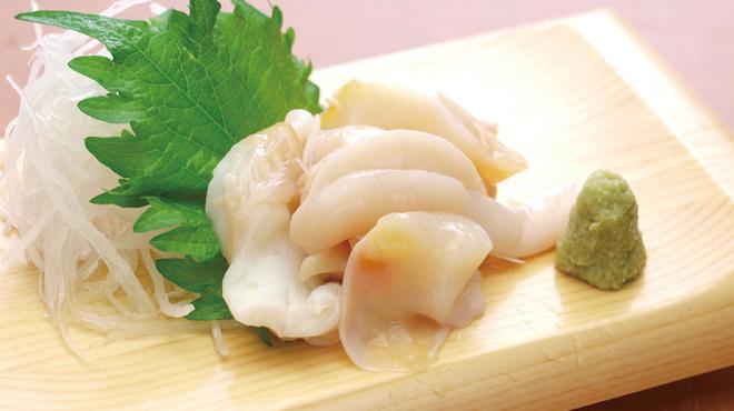 小樽食堂 - 料理写真:つぶ貝P5196386