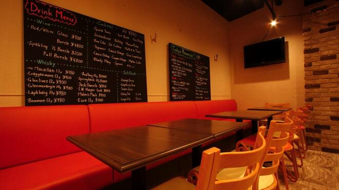 アントン ビー - 内観写真:テーブル席15名~20名